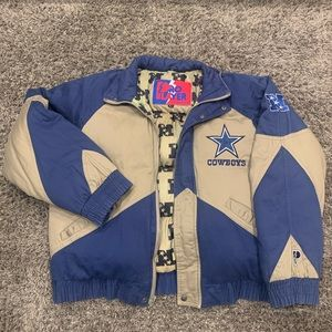 Dallas Cowboys vintage jacket